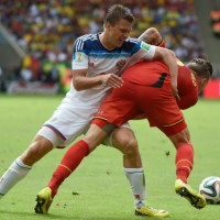 Penalty or Not: Belgium v Russia