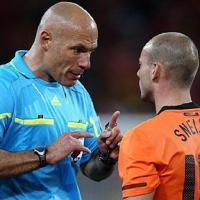Howard Webb Retires