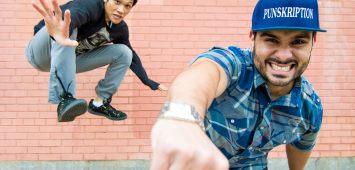 Punskription New Music review hip hop