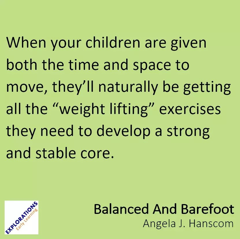 Balanced And Barefoot Quote 1991 Playvolution Hq