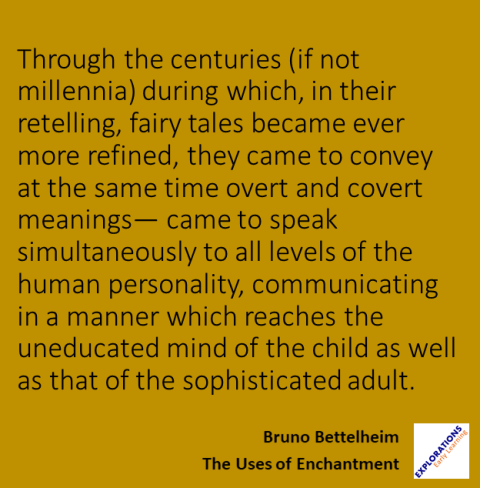 bruno bettelheim the struggle for meaning