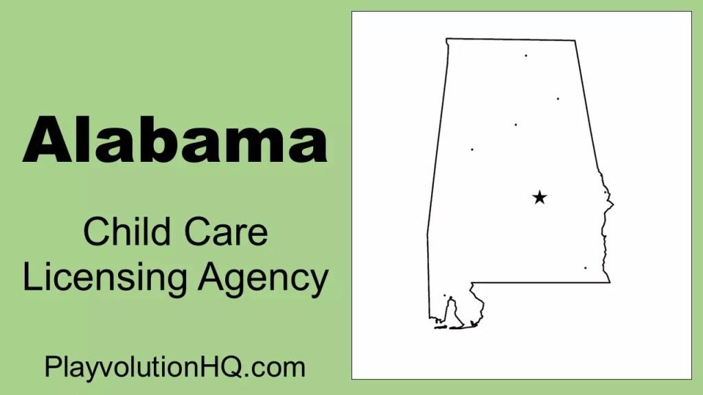Alabama | Licensing Agency
