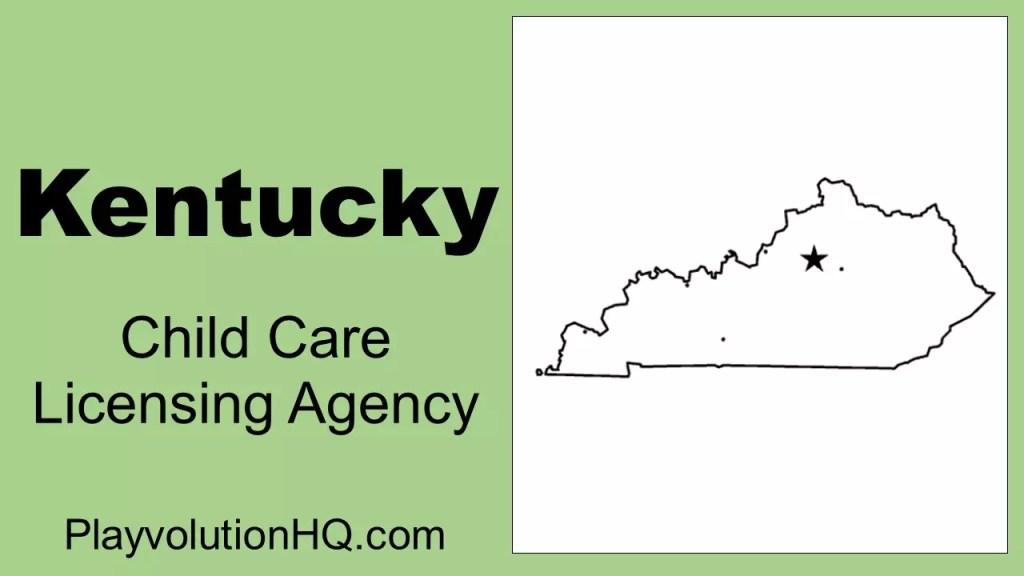 Licensing Agency | Kentucky