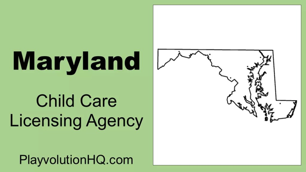 Licensing Agency | Maryland