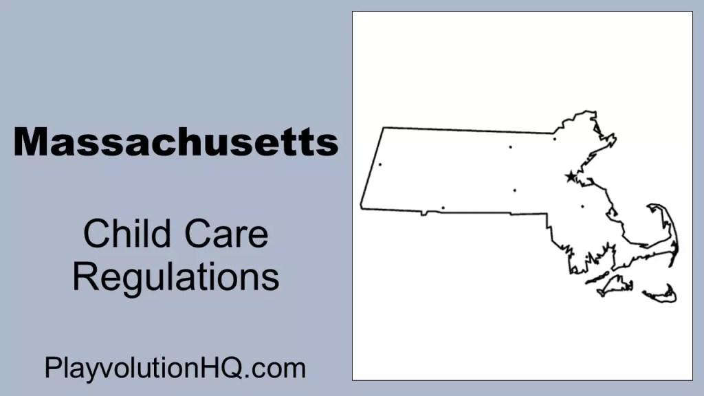 Licensing Regulations | Massachusetts