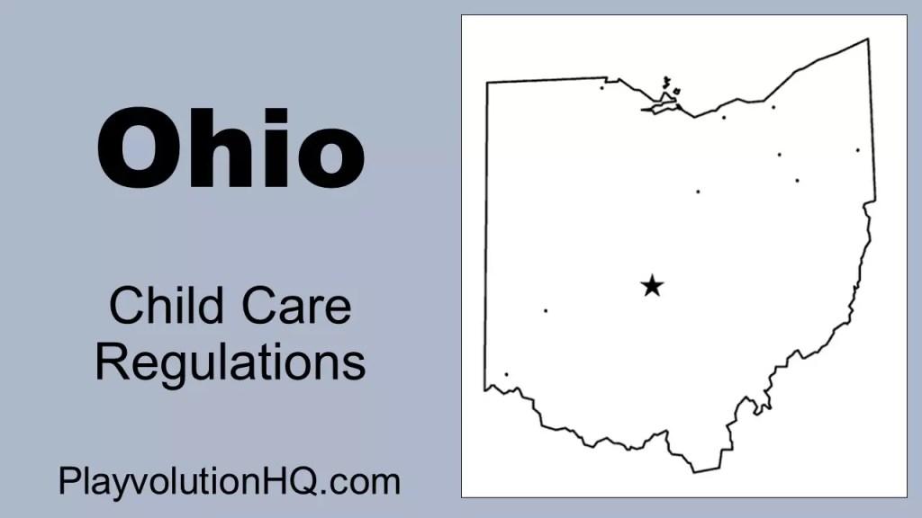 Licensing Regulations | Ohio