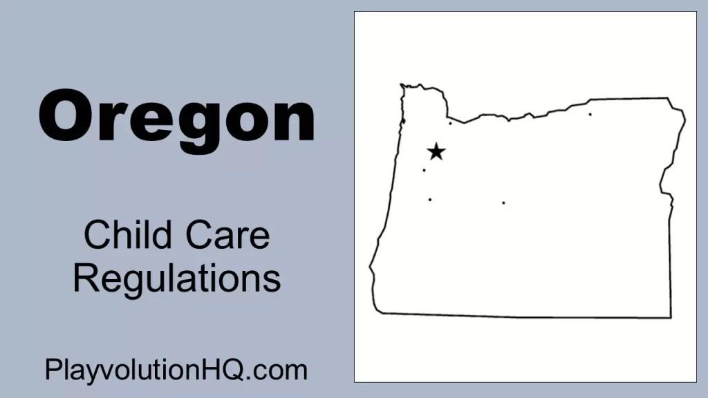 Licensing Regulations | Oregon