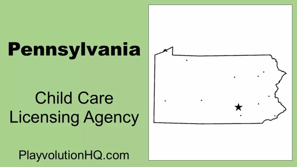 Licensing Agency | Pennsylvania