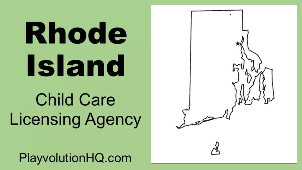 Licensing Agency | Rhode Island