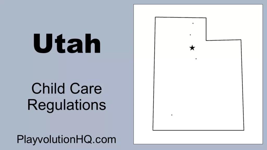 Licensing Regulations | Utah