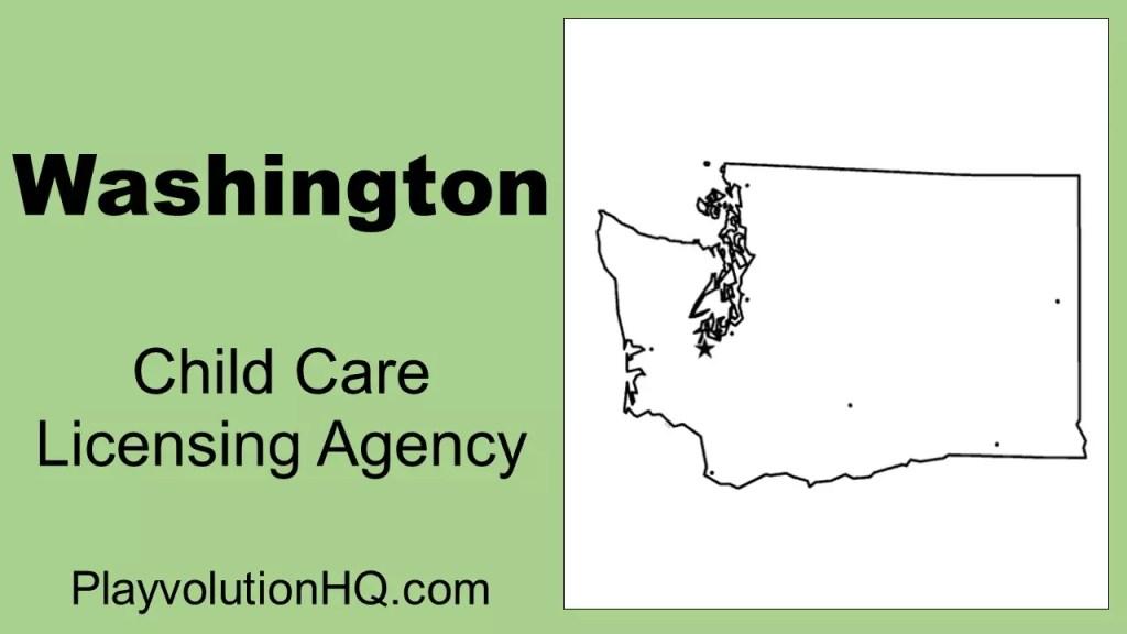 Licensing Agency | Washington