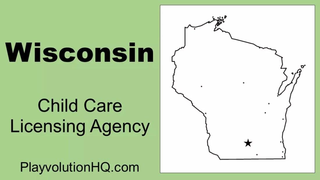 Licensing Agency   Wisconsin