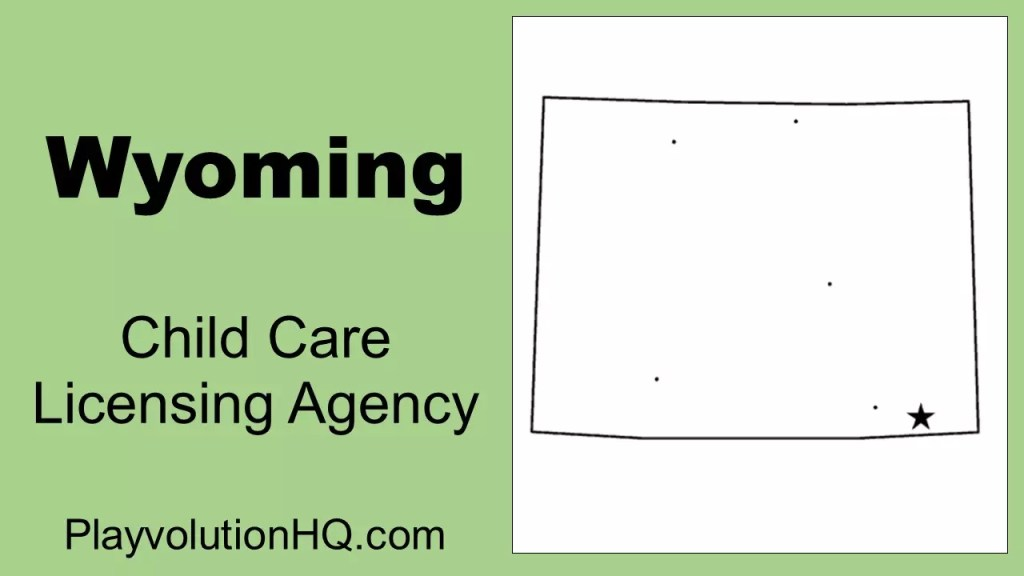 Licensing Agency | Wyoming