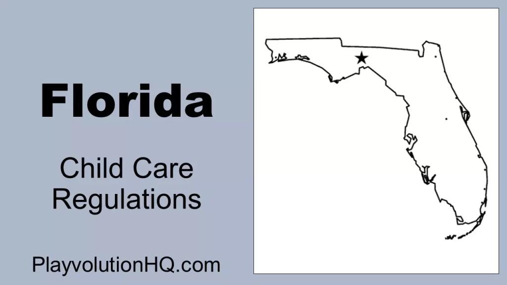 Licensing Regulations | Florida