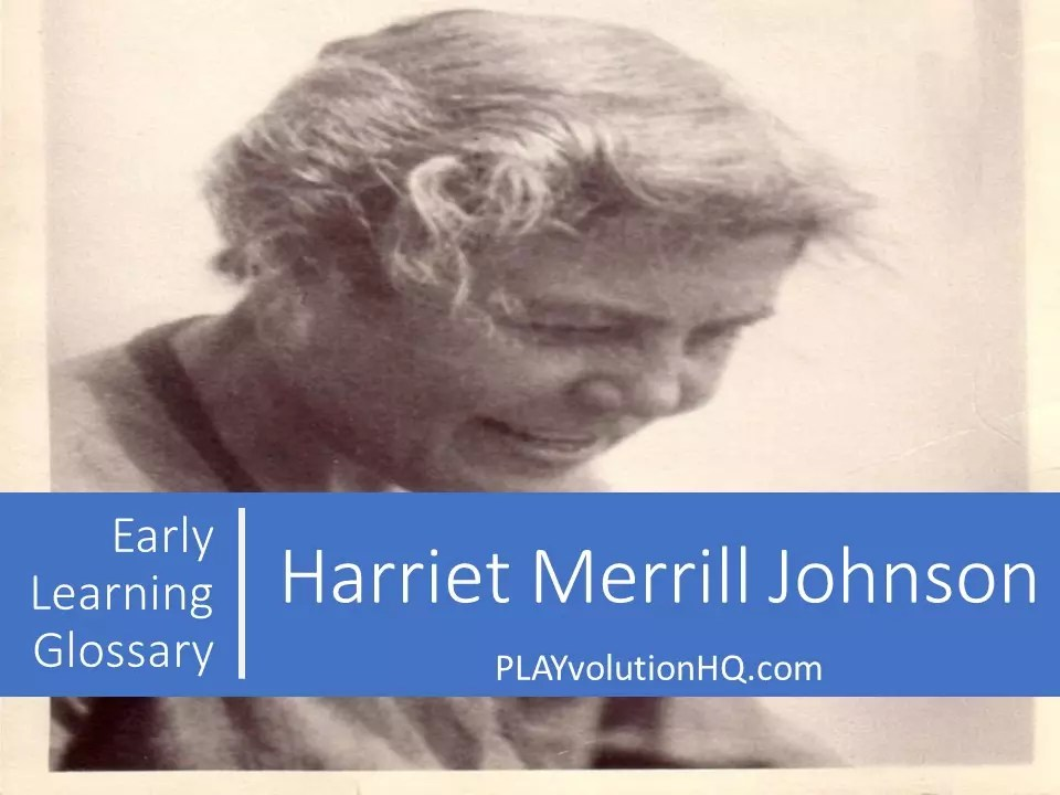 Harriet Merrill Johnson