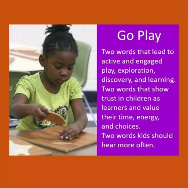 Go Play Poster Download