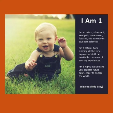 I Am 1 Poster (2.0) Download