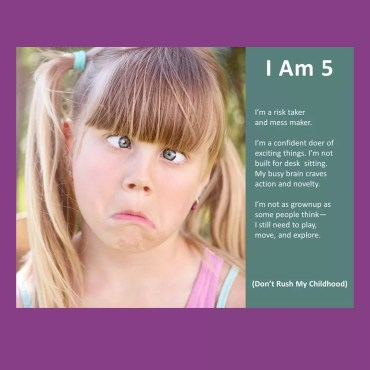 I Am 5 Poster (2.0) Download