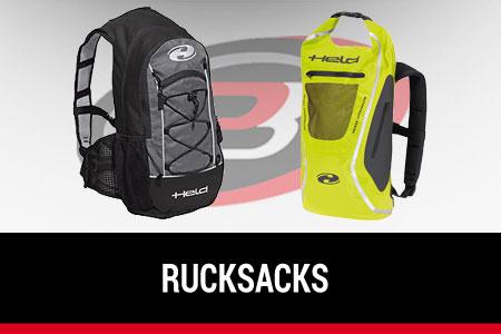 Motorcycle Rucksacks