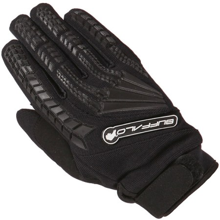 Buffalo Focus Motocross Gloves Black