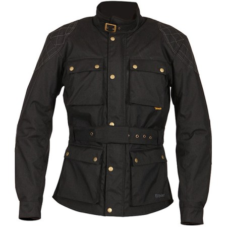 Weise Clifton Motorcycle Jacket Black