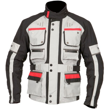 Weise Outlast Baltimore Motorcycle Jacket Stone