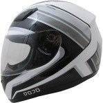 Dojo Imola Overcome Motorcycle Helmet Grey