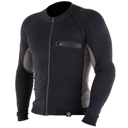 Knox Mens Action Armoured Motorcycle Shirt