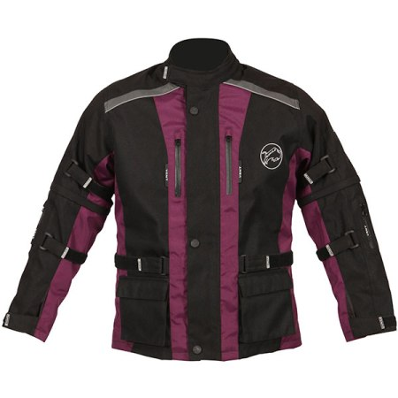 Buffalo Childrens Ranger Motorcycle Jacket Purple