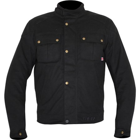 Weise Ashland Motorcycle Jacket Black