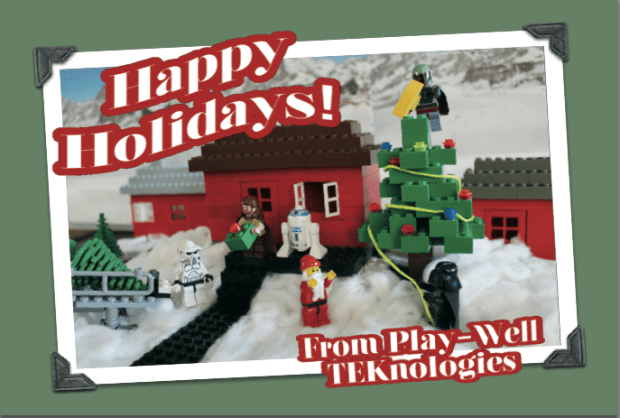 Merry Christmas & Happy Holidays From Play-Well TEKnologies