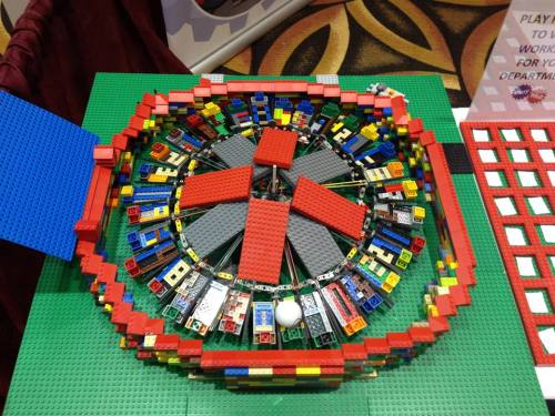 LEGO Roulette