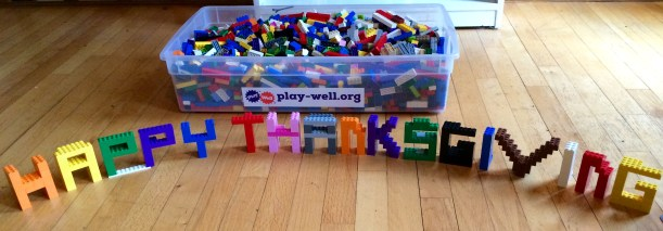 Happy Thanksgiving From Play-Well