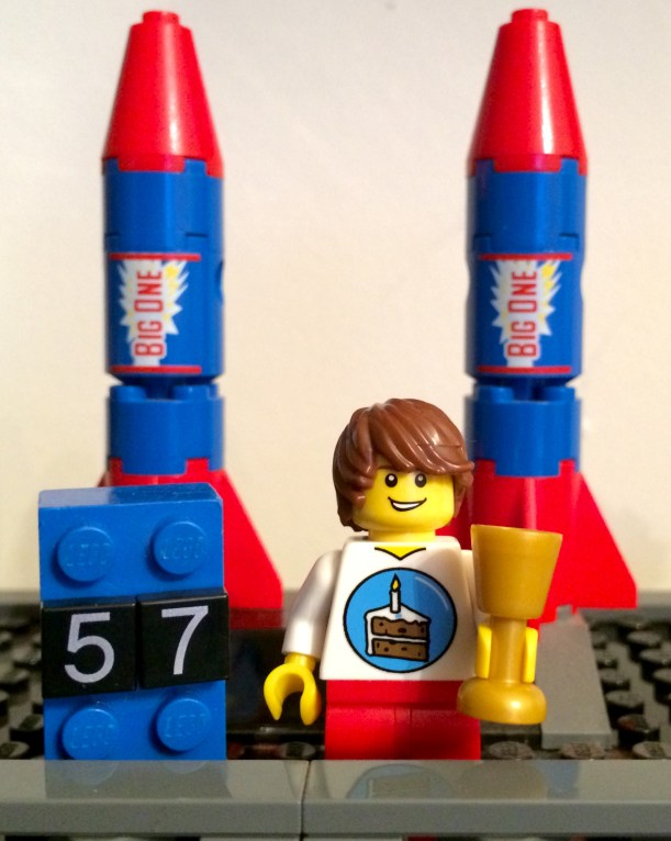 57th Anniversary of the LEGO Brick
