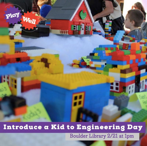 Introduce A Kid To Engineering Day