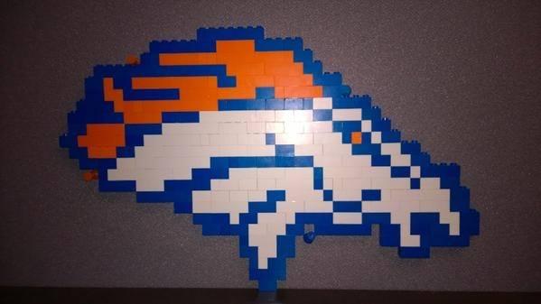 Nice Broncos logo from Travis Archuleta!
