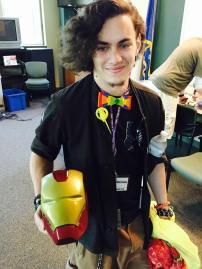 LEGO Bow Tie Iron Man