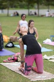 20150502 - Cora Tamar Park Yoga II - 297