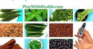 10 Super Vegetable Food for Diabetes Medications