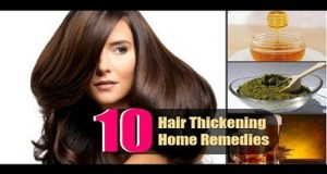 10 Natural Home Remedies for Long and Thick hairs