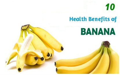 Did You Know these 10 Health Benefits of Banana