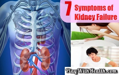 World Kidney Day: Know 7 Symptoms of Kidney Failure