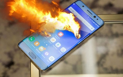 Know Why Your Smartphone Batteries Explode