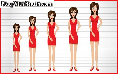 16 Simple and Effective Tips To Increase Height Naturally