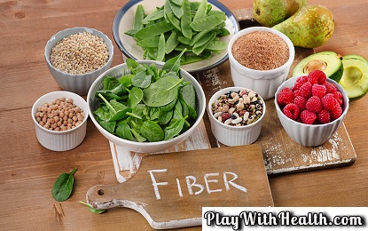 Eat Fiber Rich Foods For Reducing Stress And Anxiety