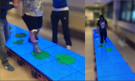 Playful Gait Rehabilitation Therapy