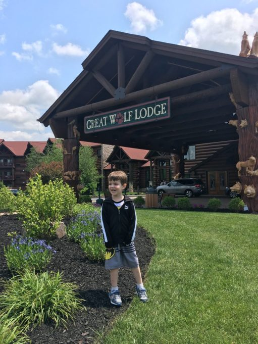 Family Vacation at Great Wolf Lodge Poconos