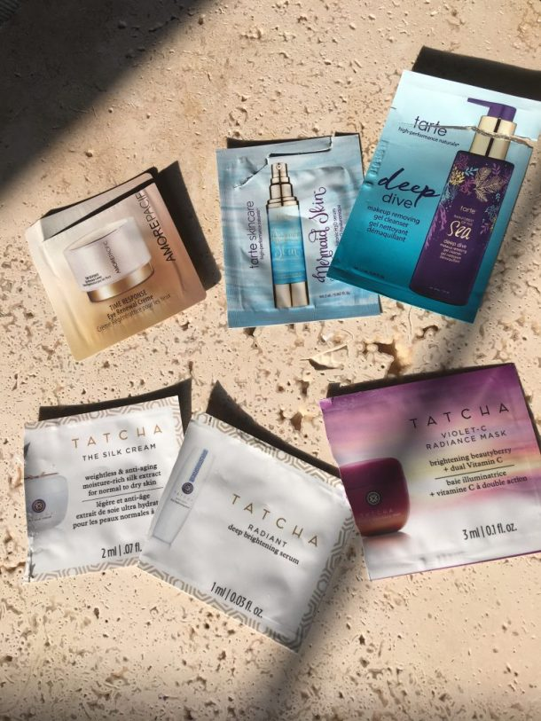 June 2018 Beauty Samples
