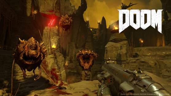 DOOM Action+Activation Key PC Game For Free Download