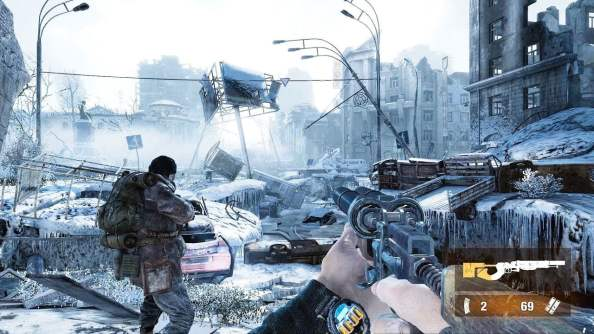 Metro Redux Bundle Highly Compressed PC Game For Free Download